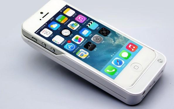 苹果iphone5s 背夹电池使用心得